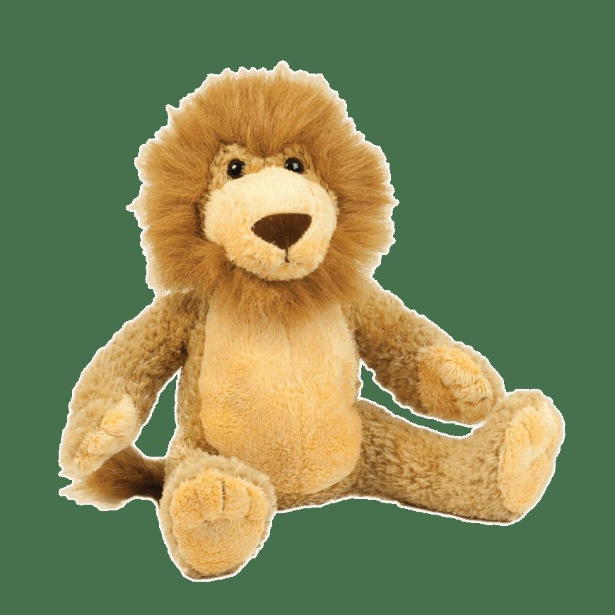 Lion Bear With Blue Bandana 30 5cm High Best At Bespoke